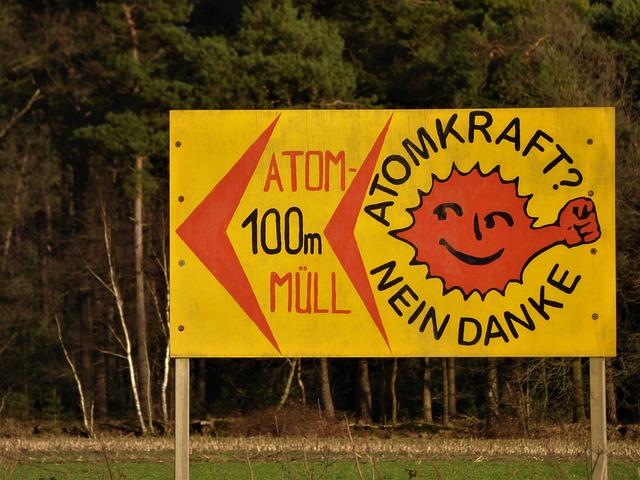 Atom-Müll - Nein Danke!